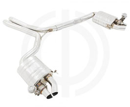 Meisterschaft by GTHAUS GTC Exhaust System with Valve Control (Stainless) for Audi A5 B8
