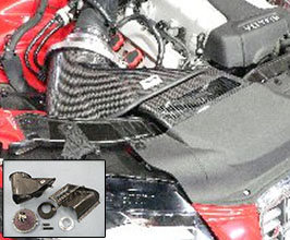 Gruppe M Ram Air Intake System (Carbon Fiber) for Audi A5 B8