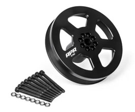 APR Supercharger Crank Pulley for Audi A5 B8