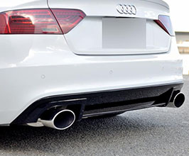 balance it Aero Rear Diffuser for Audi A5 B8