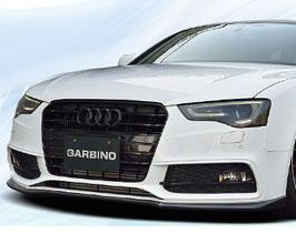 Garbino Aero Front Lip Spoiler for Audi A5 B8