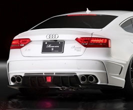 ROWEN Premium Edition Rear Bumper for Audi A5 B8