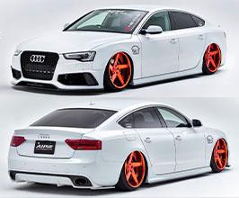 NEWING Alpil Body Kit (FRP) for Audi A5 B8