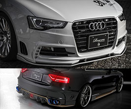 ROWEN Premium Edition Body Kit (FRP) for Audi A5 B8