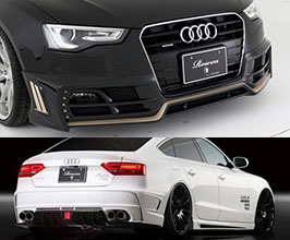 ROWEN Premium Edition Half Spoiler Body Kit (FRP)