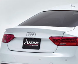 NEWING Alpil Rear Trunk Spoiler (FRP) for Audi A5 B8