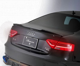 ROWEN Premium Edition Rear Trunk Spoiler for Audi A5 B8