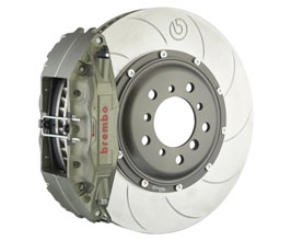 Brembo Race Brake System - Front 4POT with 355x32mm 2-Piece Type 5 Rotors for Audi A5 B8