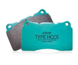 Project Mu Type HC-CS Street Sports Brake Pads - Rear for Audi A5 B8