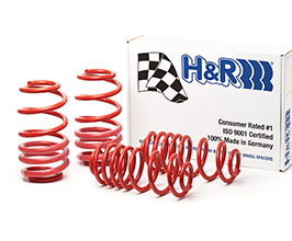 H&R Springs Sport Springs for Audi A5 B8