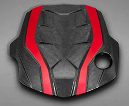 Capristo Engine Cover (Carbon Fiber)