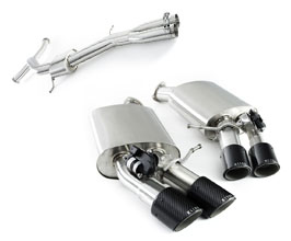 Kline Valvetronic Exhaust System with Mid Pipes for Audi A5 B9