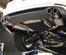 ROWEN PREMIUM01S High Performance Exhaust System (Stainless) for Audi A5 B9