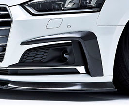 NEWING Alpil Front Bumper Ducts for Audi A5 B9