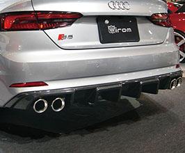 balance it Aero Rear Diffuser for Audi A5 B9