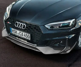 Capristo Front Lip Spoiler (Carbon Fiber) for Audi A5 B9
