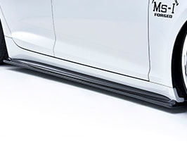 NEWING Alpil Side Spoiler Diffusers for Audi A5 B9