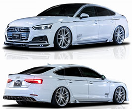 ROWEN New Product Aero Body Lip Kit for Audi A5 B9