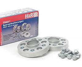 H&R Springs TRAK+ 25mm DRA Wheel Spacers (Pair) for Audi A5 B9