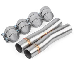 APR Exhaust X-Pipes (Stainless)