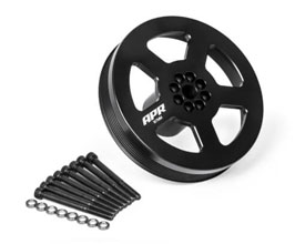 APR Supercharger Crank Pulley for Audi A6 C7