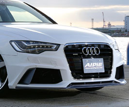 NEWING Alpil Front Bumper (FRP) for Audi A6 C7