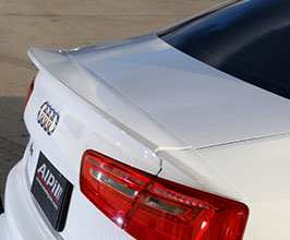 NEWING Alpil Rear Wing (FRP) for Audi A6 C7