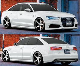 NEWING Alpil Under Spoiler Lip Kit for Audi A6 C7
