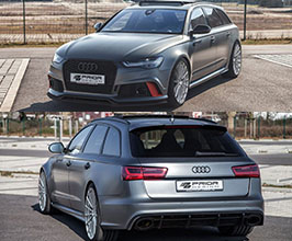 PRIOR Design PD600R Body Kit (FRP) for Audi A6 C7
