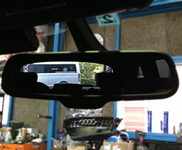 balance it Wide Rear View Mirror for Audi A6 C7
