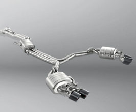 Akrapovic Evolution Line Exhaust System (Titanium) for Audi A7 C7