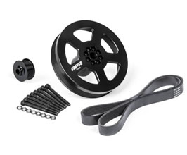 APR Supercharger Drive and Crank Pulleys Set - Bolt On for Audi A7 C7