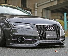 Liberty Walk LB Front Bumper (FRP) for Audi A7 C7