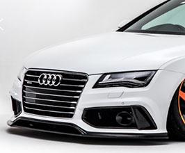 NEWING Alpil Front Bumper (FRP) for Audi A7 C7