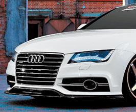 NEWING Alpil Front Lip Spoiler for Audi A7 C7