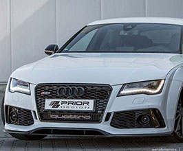 PRIOR Design PD700R Front Bumper (FRP) for Audi A7 C7