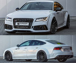 PRIOR Design PD700R Body Kit (FRP) for Audi A7 C7