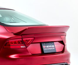 NEWING Alpil x LB Works Rear Wing (FRP) for Audi A7 C7