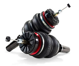 Air Lift Performance series Front Air Bags and Shocks Kit for Audi A7 C7