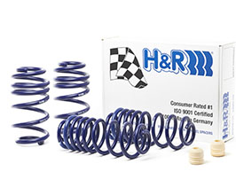 H&R Springs Sport Springs for Audi A7 C7