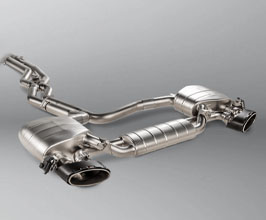 Akrapovic Evolution Line Exhaust System (Stainless) for Audi A7 C8
