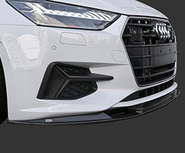 balance it Aero Front Lip Spoiler for Audi A7 C8