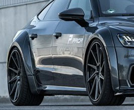 PRIOR Design PD700R Front and Rear Over Fender Arch Widenings (FRP) for Audi A7 C8