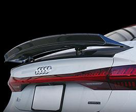 balance it Aero Rear Trunk Spoiler for Audi A7 C8