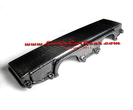 Exotic Car Gear Air Box Cover (Carbon Fiber) for Audi R8 1