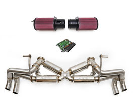 FABSPEED Valvetronic Performance Package (Stainless) for Audi R8 1