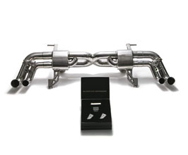 ARMYTRIX Valvetronic Exhaust System (Stainless) for Audi R8 1