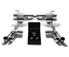 ARMYTRIX Valvetronic Exhaust System (Titanium) for Audi R8 1