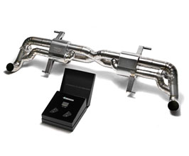 ARMYTRIX Valvetronic Exhaust System (Titanium) for Audi R8 1