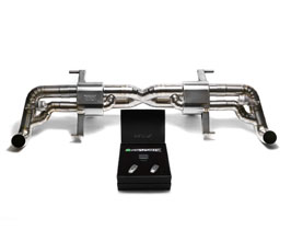 ARMYTRIX Valvetronic Exhaust System (Titanium)